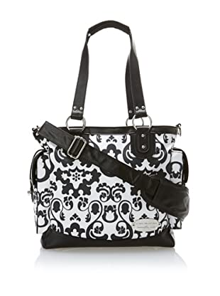 JJ Cole Norah Diaper Bag (Midnight Laurel)