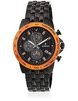 F8055Bor Black/Black Chronograph Watches