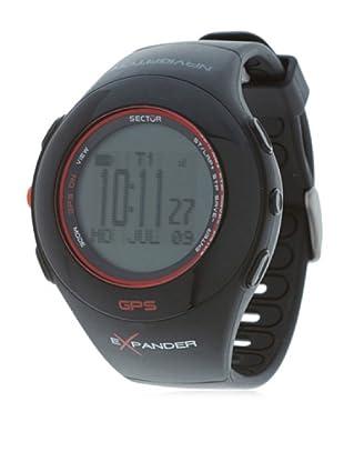 Sector Reloj GPS Negro