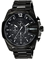 Diesel End-of-Season Analog Black Dial Men Watch DZ4283