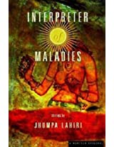 Interpreter of Maladies by Jhumpa Lahiri (Author)