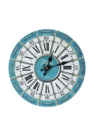 LO+DEMODA Reloj De Pared Paris 1807