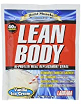 Labrada Nutrition Lean Body Hi-Protein Meal Replacement Shake - 2.78 oz (Soft Vanilla Ice Cream)