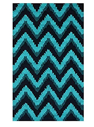 nuLOOM Candy Hand-Tufted Rug, Turquoise, 7' 6