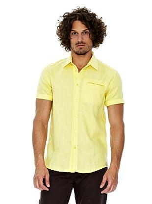 Chevignon Camisa Springfield (Amarillo)
