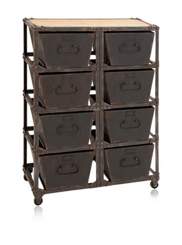 Industrial Chic Industrial Storage Cabinet