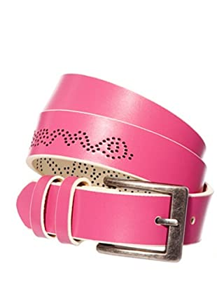 Pepe Jeans London Cinturón Leah (Rosa)
