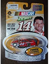 Nascar Zipbot : 14 Tony Stewart Collectible Car