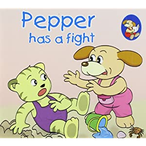 Pepper Has A Flight