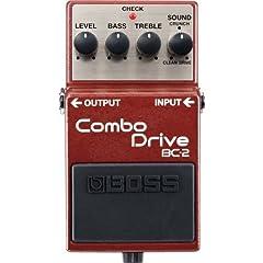 BOSS BC-2 ComboDrive