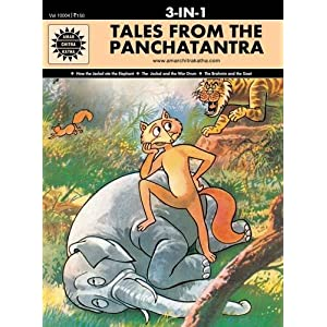Tales from the Panchatantra: 3 in 1 (Amar Chitra Katha)