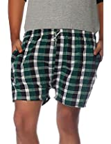 Delhi Seven Multicolour Checkered Men Boxer AK BXR 6