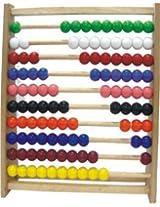 Skillofun Standard Abacus (10-10), Multi Color