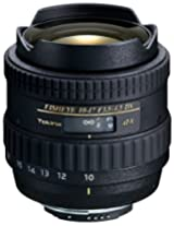 Tokina AF 10-17mm F/3.5-4.5 at-X107fx N/AF Zoom Lens for Nikon DSLR Camera