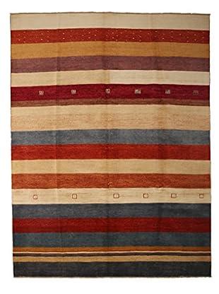 Darya Rugs Modern Oriental Rug, Red, 8' 10
