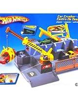Hotwheels- Car Crusher