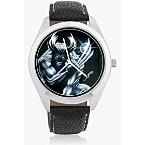 Foster's Wolverine Black and White Dial Analogue Watch-AFW0000337