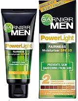 Garnier for Men PowerLight Intensive Fairness Moisturizer SPF15 - 50 g