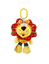 Nuby Art.6164 Buggy Buddy Lion Toy 0m+