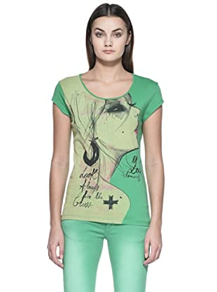 Zu Element Camiseta Lovestruck (Verde)