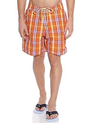Hackett Bañador Sport (Naranja)