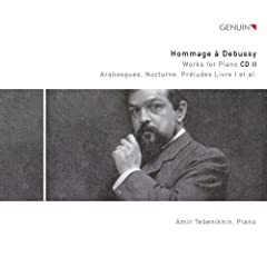 Hommage a Debussy: Works for Piano Vol. 2