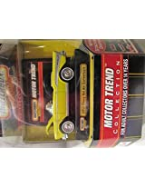 1957 Chevy Bel Air Convertible Matchbox Collectibles Motor Trend Collection