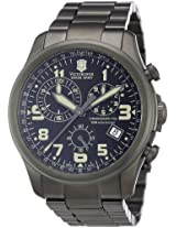 Victorinox Swiss Army Men's 241289 Infantry Vintage Black Dial Watch
