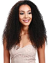 Bobbi Boss Lace Front Wig Mlf89 Dionne (1 B Off Black)