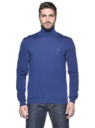 Versace Collection Jersey Toumas (Azul)