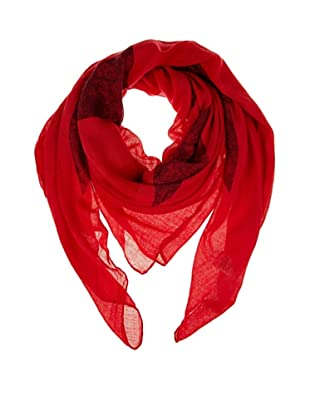 JACK & JONES Foulard Color Flag (Rojo)