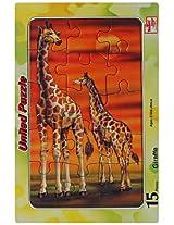 United Toys - United Giraffe Puzzle