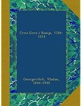 Crna Gora i Rusija, 1784-1814