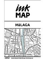 Inkmap Málaga - Karten für eReader, Sehenswürdigkeiten, Kultur, Ausgehen (German) (German Edition)