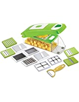 Famous 11 In 1 Vegetable Slicer & Dicer Grater (Made In India)
