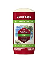 Old Spice Fresher Collection Men's Anti-Perspirant and Deodorant, Fiji Scent - 2.6 Oz Ea