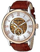 Tommy Bahama Swiss Men's TB1275 Willington Automatic Analog Display Japanese Quartz Brown Watch