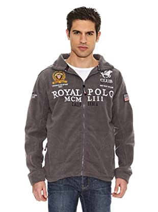 Geographical Norway Forro Polar Uniroyal (Gris Oscuro)