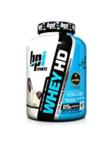 BPI Sports Whey HD - 2041 g (Milk and Cookies)