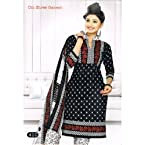 Om Shree Ganesh Ladies 100% Cotton Dress Material 410