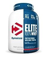 Dymatize Elite Whey - 5 lbs (Strawberry Blast)
