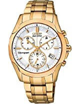 Citizen Eco-Drive Rose Gold Chronograph Ladies Watch Fb1153-59A - Display Model