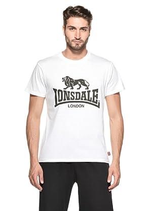 Lonsdale Camiseta Jinan (Blanco)