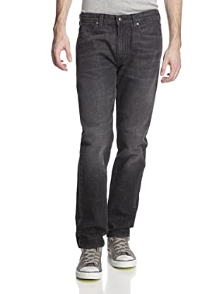 Levi's Made & Crafted Men's Shuttle Straight Leg Jean (Black Forest)