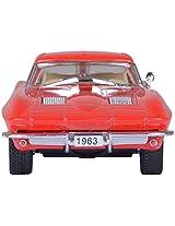 KINSMART 1963 Corvette String Ray - Red