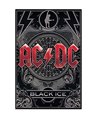 ARTOPWEB Panel Decorativo Black Ice