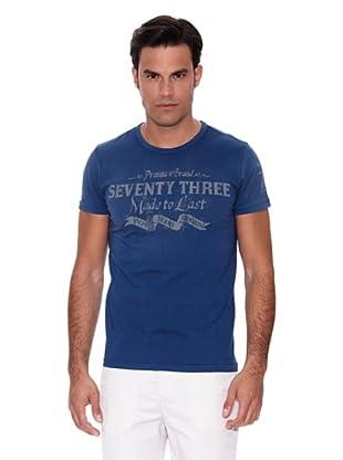 Pepe Jeans London Camiseta Mason (Azul)
