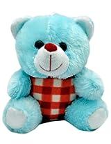 JOEY TOYS LOVE TEDDY MINI 15 C.M. BLUE COLOUR SOFT TOYS