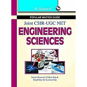 Joint CSIR-UGC: Engineering Sciences (Part-B & C) Guide (NET)