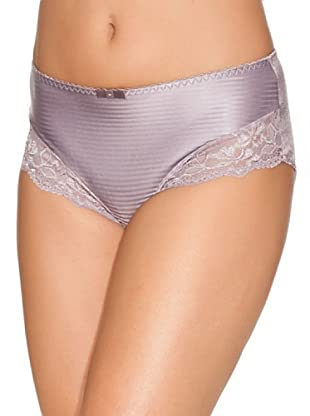 Playtex Slip Glamour Stripes (Marrone)